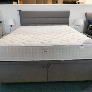 Boxspring postelja KLER 160×200