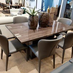 Jedilna miza (razstegljiva) OLIMPIA – ALF